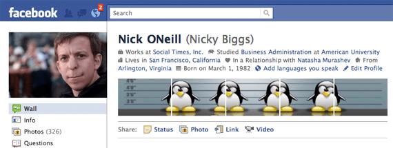 Facebook profilinizi değiştirin