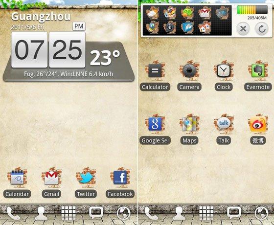 27 Adet Android Teması