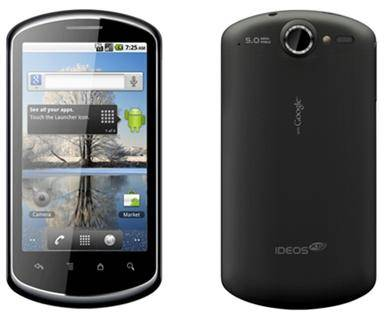 Huawei Ideos X5 ile Android İncelemeleri