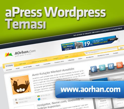 aPress v2 Yayınlandı