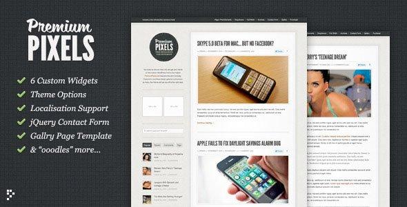 20+ Ücretsiz ve Ücretli Kişisel Wordpress Teması