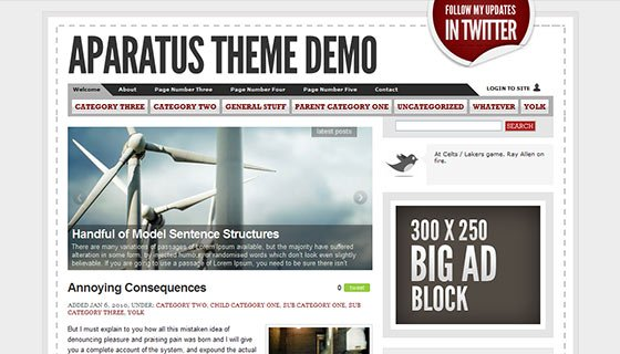 instantShift - Latest High-Quality Free WordPress Themes
