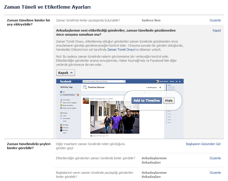 Facebook Etiket Virüsü resmi