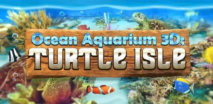Ocean Aquarium 3D resim