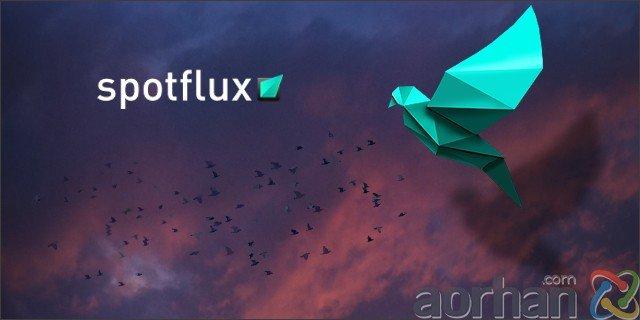 Engelli Web Sitelerine Giriş ve Güvenlik Programı: Spotflux