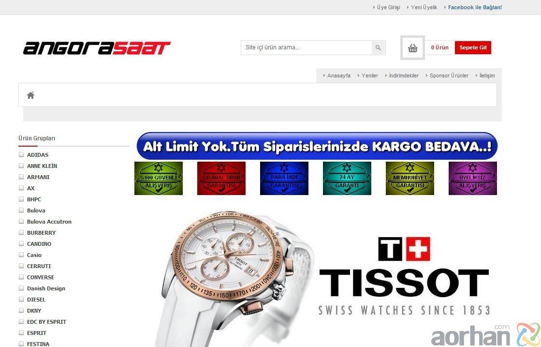 En Ucuz Saat Satış Sitesi Angorasaat.com