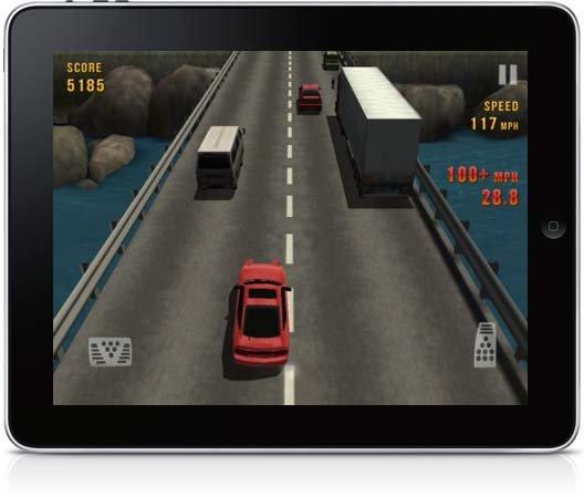 Traffic Racer: Yerli yapım bir İOS oyunu