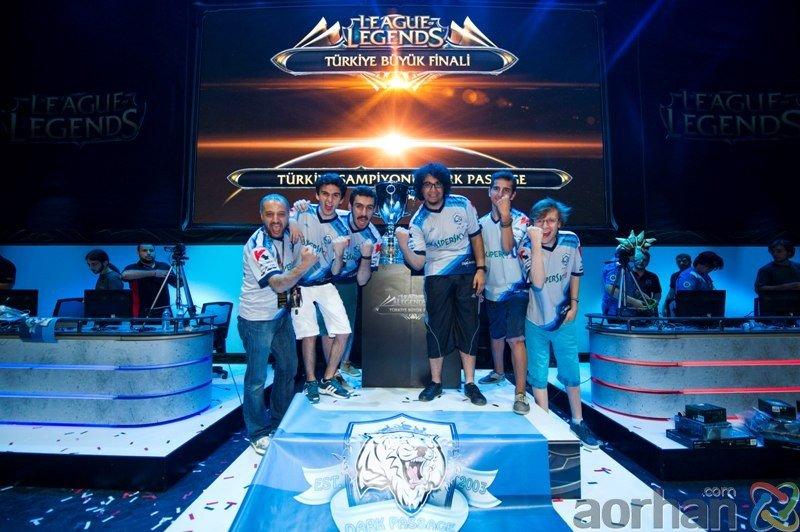 League of Legends Dünyanın En Çok Oynanan Oyunu