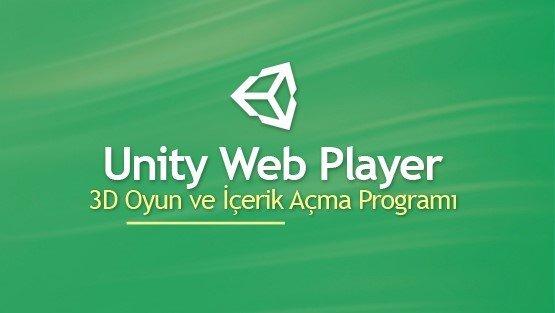 Unity Web Player Nedir ? - AOrhan BLOG