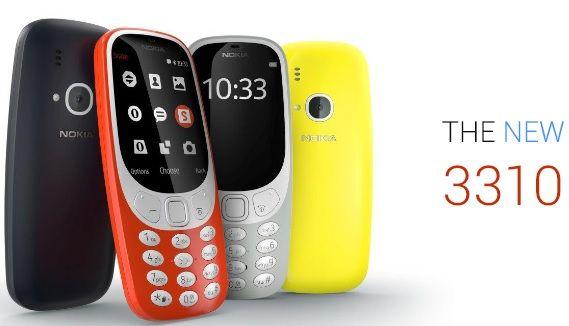 Yeni Nokia 3310 ve Özellikleri