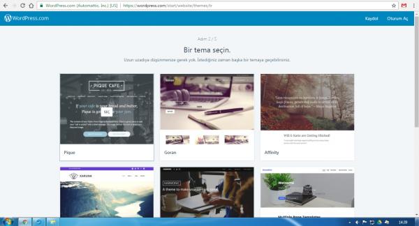 Wordpress'te Blog Nasıl Açılır?