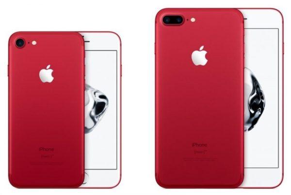 Kırmızı iPhone 7'ye Talep Çok Büyük