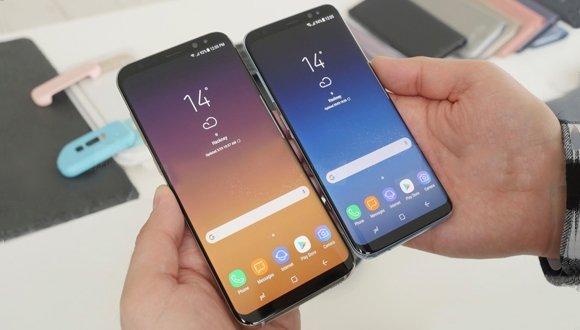 Samsung Galaxy S8'in İlk Videolu İncelemesi Geldi!