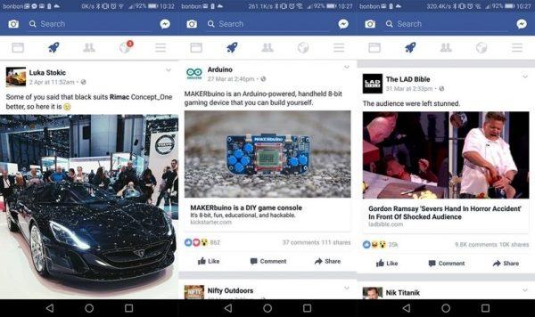 Facebook'a Eklenen Yeni Roket Simgesi Ne İşe Yarıyor?
