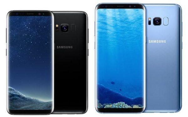 Samsung Galaxy S8'in Türkiye'deki İlk Kutu Açılımı Yapıldı