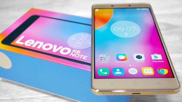 Lenovo K6 Note Videolu İnceleme