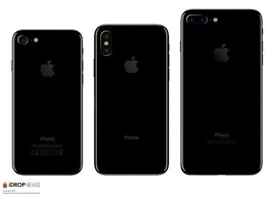 iPhone 8'in Boyutları Hakkında Yeni Bilgiler Var
