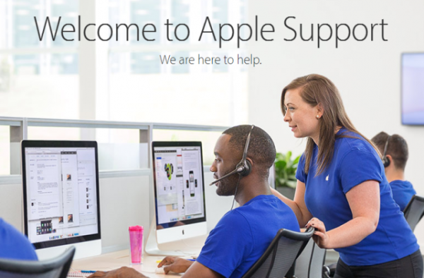 Apple Online Canlı Destek Nasıl Alınır?
