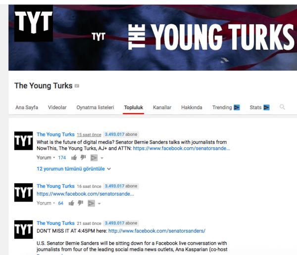 Youtube Topluluk Sekmesi Nedir?