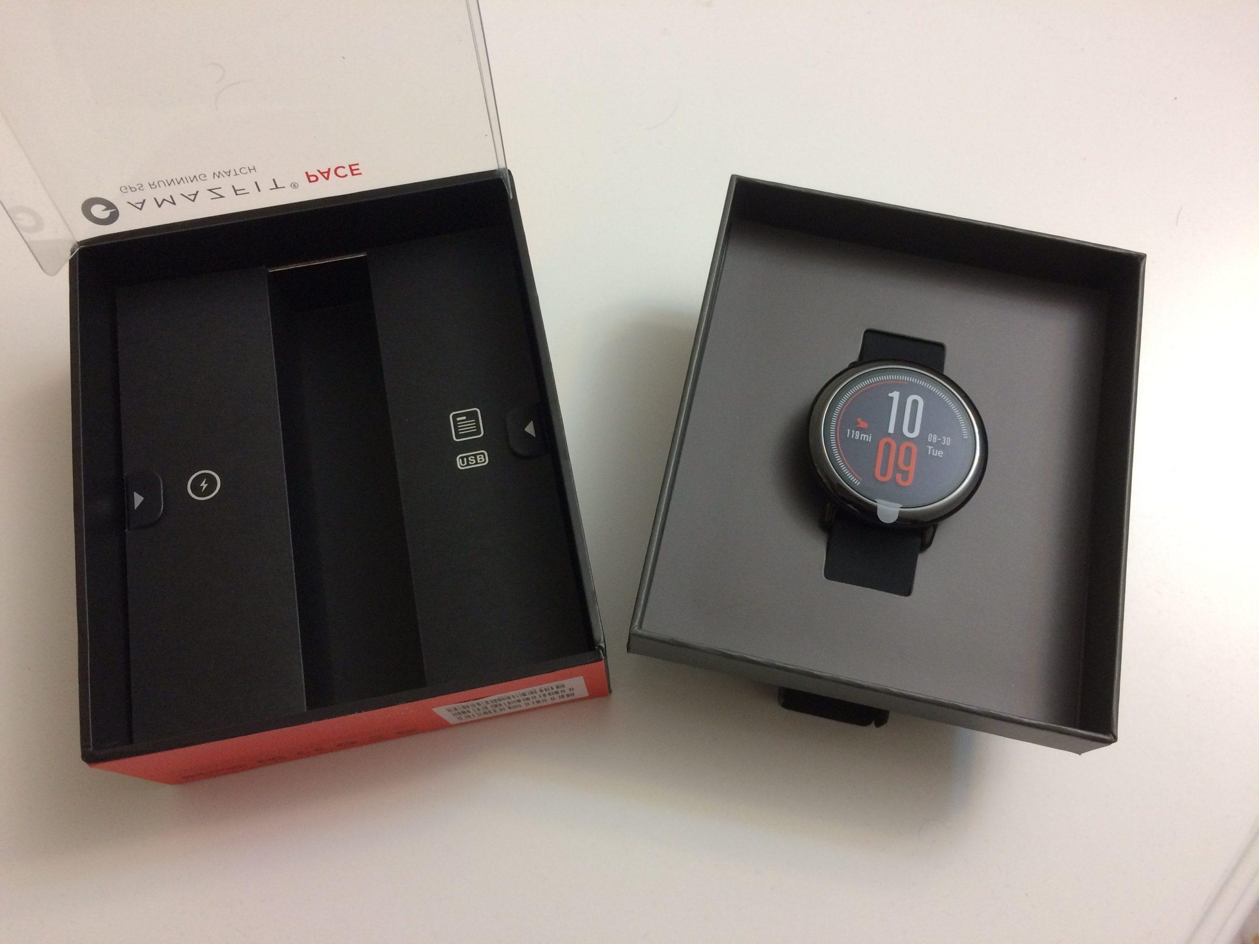Xiaomi Amazfit Pace Akıllı Saat İncelemesi