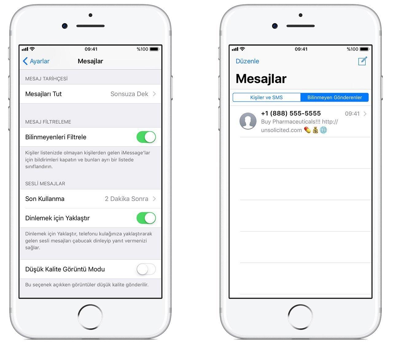 SMS Engelleme Nasıl Yapılır?