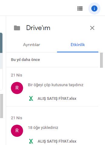 Google Drive'da Dosyalarımı Nasıl Bulurum Ya da Kurtarırım?