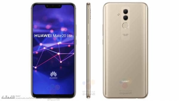 Huawei Mate 20 Lite Görsel, Fiyat ve Özellikler
