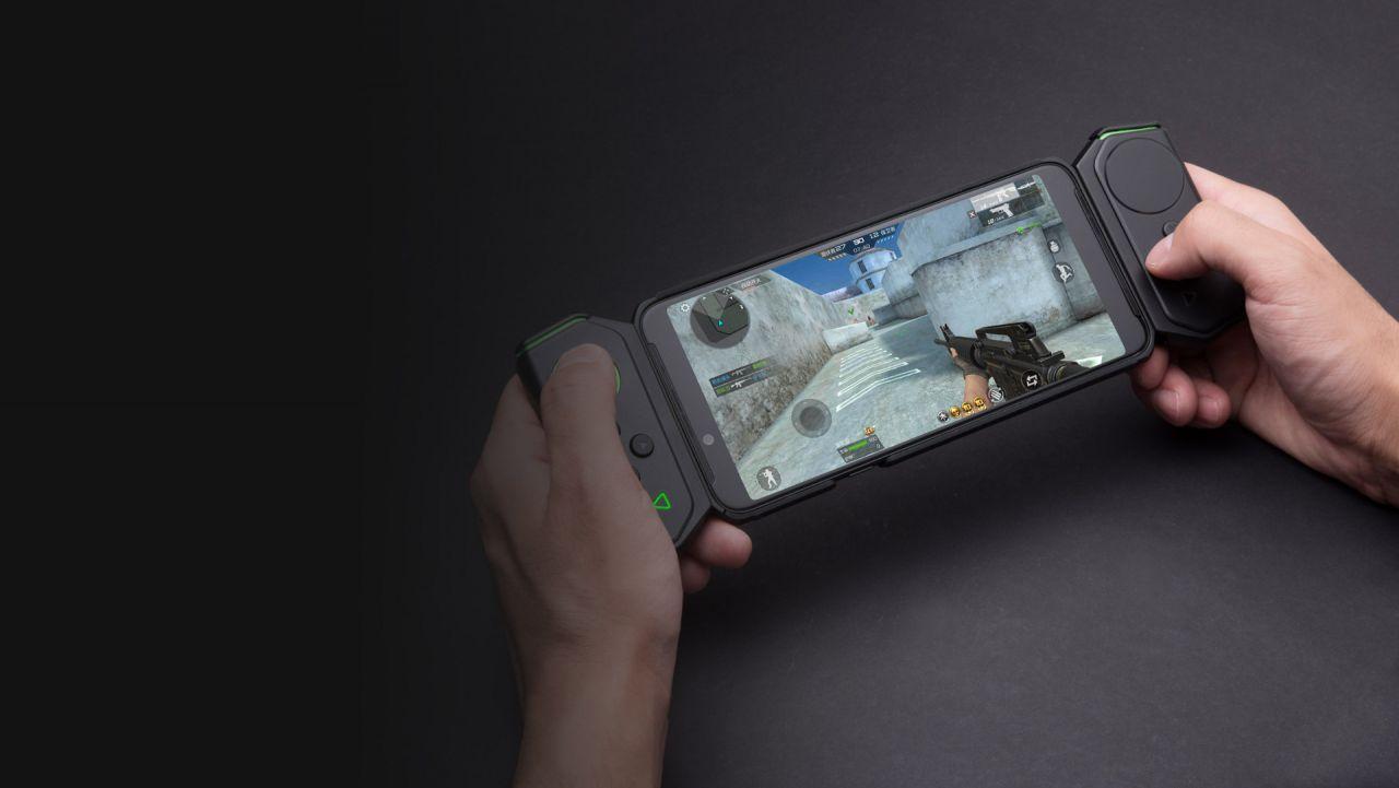 Xiaomi Black Shark Helo Her Açıdan Karşınızda