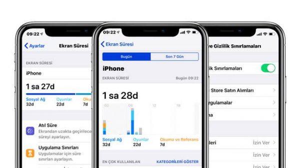 iOS Ekran Süresi Parolası Nedir? Değiştirmek / Sıfırlamak