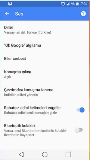 Android İle Konuşarak Metin Oluşturma Nasıl Yapılır?
