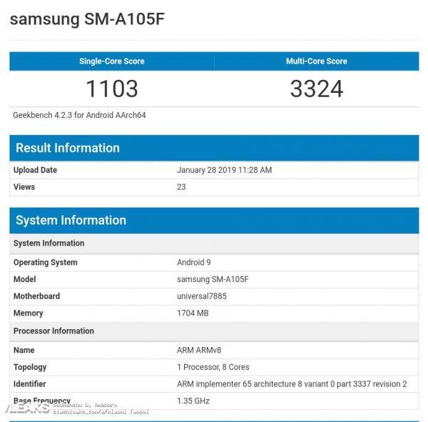 Samsung Galaxy A10 Ne Kadar Performanslı?