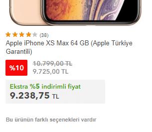 iPhone Modellerinde İndirimden Yararlanın
