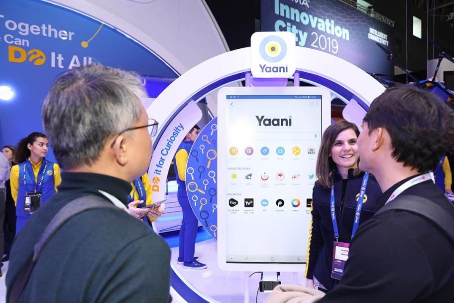 Turkcell'e MWC'de Sektöre Büyük Katkı Ödülü