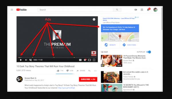 Youtube Reklamları Nasıl Engellenir?