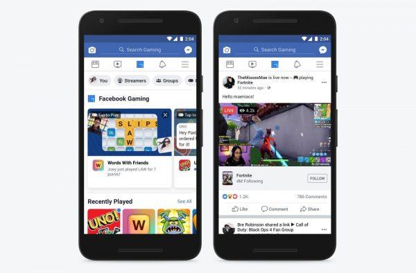 Facebook Gaming Nedir?