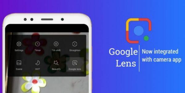 Xiaomi Google Lens Kullanacak, Google Lens Nedir?