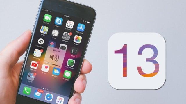 iOS 13 'e Doğru Son Gelişmeler