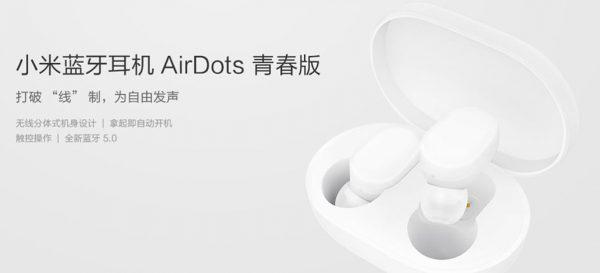Kablosuz Kulaklık AirDots Tanıtıldı