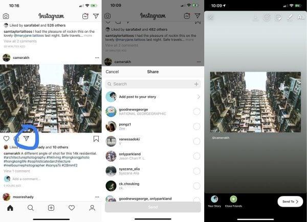 Instagram'da Başkasının Gönderisi Nasıl Paylaşılır?