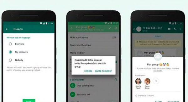 Whatsapp Davetiye Özelliği Hakkında Bilmeniz Gerekenler