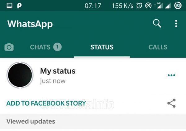 Whatsapp QR Kod ve Durum Güncellemeleri