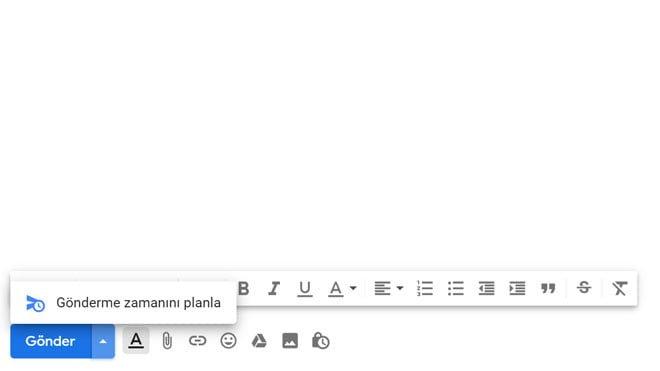 Gmail İleri Tarihli Mail Gönderme Nasıl Yapılır?