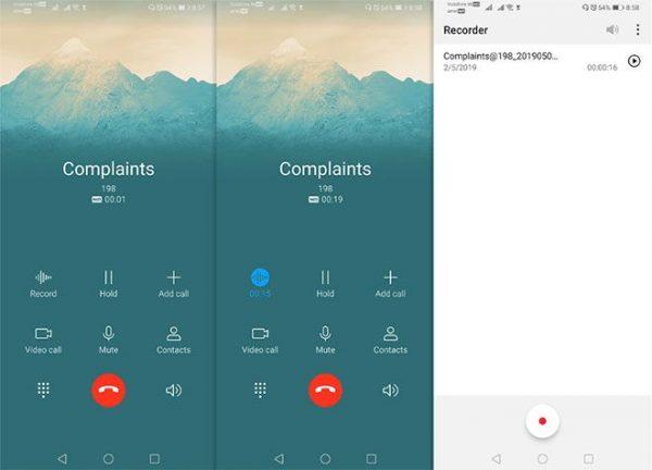 Huawei ve Honor Cihazlara Telefon Görüşmesi Kaydetme Özelliği Nasıl Eklenir?
