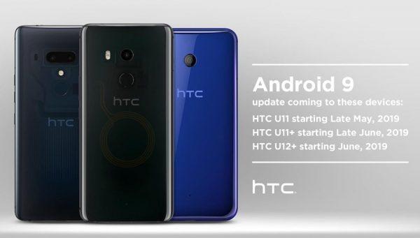 HTC Telefonlar İçin Android Güncelleme Tarihleri