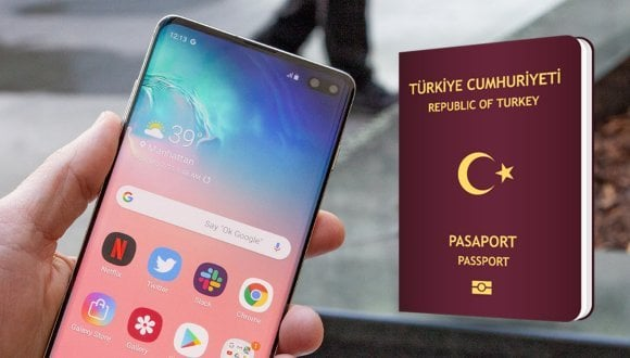 Pasaporta Telefon Kaydetme Değişti Artık Nasıl Yapacaksınız?