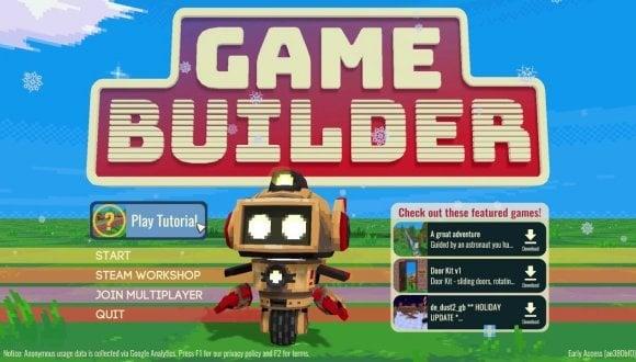 Google Game Builder Oyun Yapma Uygulaması