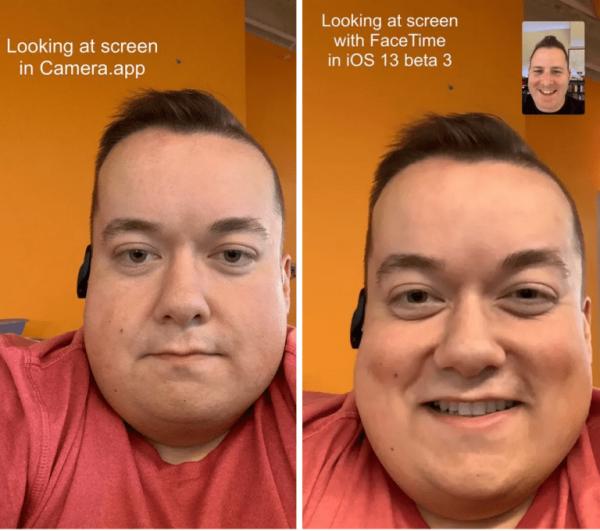 iOS 13'te Facetime İnsancıl Bir Güncelleme Aldı