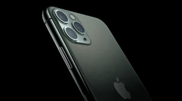iphone 11 tanıtım