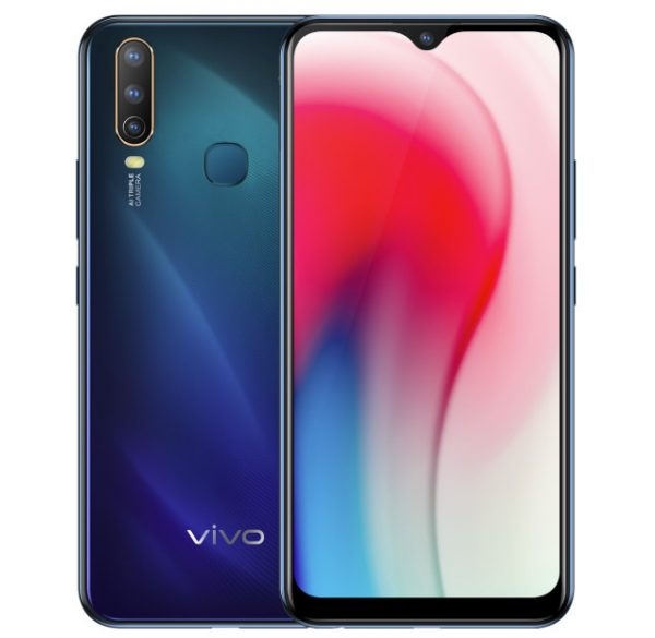 Vivo U10 Büyük Bataryalı Giriş Seviyesi Telefon