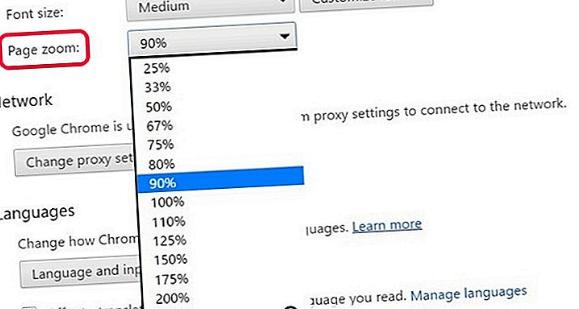 Mobil Chrome Sayfa Yakınlaştırma Nasıl Yapılır?